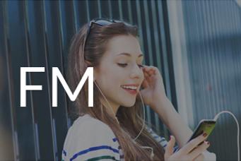 Ouça A rádio FM