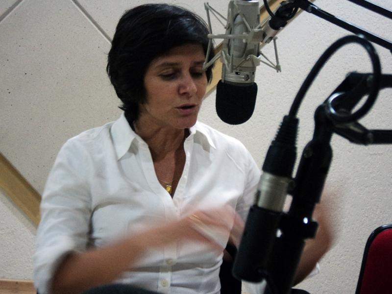 Patrícia Palumbo grava Feito em Casa